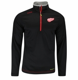 Detroit Red Wings Reebok Center Ice Sr. Quarter Zip Pullover