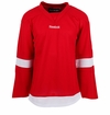 Detroit Red Wings Reebok Edge Gamewear Uncrested Adult Hockey Jersey