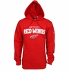 Detroit Red Wings Reebok Faceoff Playbook Sr. Pullover Hoody