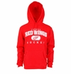 Detroit Red Wings Reebok Face-Off Playbook Sr. Pullover Hoody