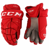 Detroit Redwings CCM 12 Pro Stock Hockey Gloves - Jurco