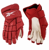 Detroit Redwings Reebok Pro Stock 10K Hockey Gloves