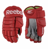 Detroit Redwings Reebok Pro Stock HG90 Hockey Gloves