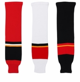 Dogree Calgary Flames Hockey Socks