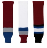 Dogree Colorado Avalanche Hockey Socks