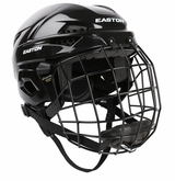 Easton E200 Youth Hockey Helmet Combo