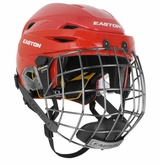 Easton E600 Hockey Helmet Combo