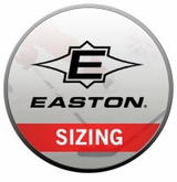 Easton Elbow Pad Sizing Chart