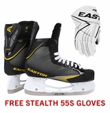 Easton Stealth 65S Jr. Ice Hockey Skates