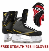 Easton Stealth 75S Jr. Ice Hockey Skates