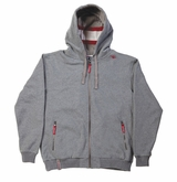 Easton Striped Full Zip Sr. Hoody
