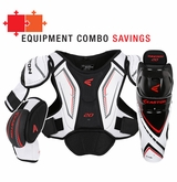 Easton Synergy 20 Jr. Hockey Equipment Combo