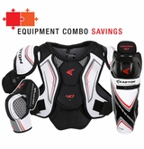 Easton Synergy 40 Jr. Hockey Equipment Combo