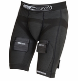 EC3D Men's Compression Short w/ Cup