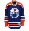 Edmonton Oilers Reebok Edge Premier Youth Hockey Jersey