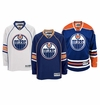 Edmonton Oilers Reebok Edge Sr. Authentic Hockey Jersey