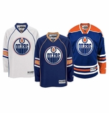 Edmonton Oilers RBK Edge Sr. Authentic Hockey Jersey