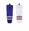 Edmonton Oilers Reebok Edge SX100 Intermediate Hockey Socks