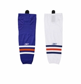 Edmonton Oilers Reebok Edge SX100 Junior Hockey Socks