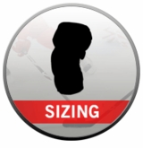 Elbow Pad Sizing Chart