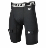 Elite Junior Compression Jock Short with Pro-Fit Cup