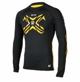 Elite Junior Compression Long Sleeve Grip Top