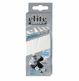 Elite UNWAXED Molded Tip Referee Laces