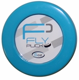 Encore Hockey 6oz. Cyan Blue 'Fly Puck' Training Puck