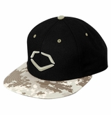 EvoShield Lock Shield DigiCamo Snap-Back Cap