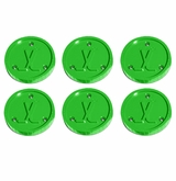 EZ Puck Lite Stick-handling Puck Set - 6 Pack