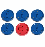 EZ Puck Original Hockey Puck Set - 6 Pack