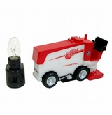 Fan Fever Detroit Red Wings Zamboni Night Light