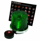 Fan Fever 'The Goal Light' NHL 30 Horn Edition - Green