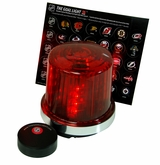 Fan Fever 'The Goal Light' NHL 30 Horn Edition - Red