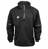 Firstar Hurricane Performance Quarter Zip Hooded Rain Jacket