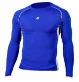 Firstar Overtime Cool-Skin Contour Jr. Long Sleeve Shirt