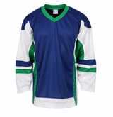 Firstar Stadium Hockey Jersey - Royal/Kelley/White