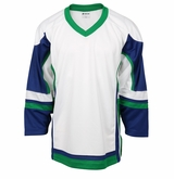 Firstar Stadium Hockey Jersey - White/Royal/Kelley