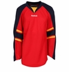 Florida Panthers Reebok Edge Gamewear Uncrested Adult Hockey Jersey