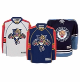 Florida Panthers Reebok Edge Sr. Authentic Hockey Jersey