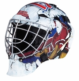 Franklin GFM 1500 Montreal Canadiens Goalie Face Mask