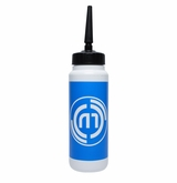 Goaliemonkey.com Tall Boy Water Bottle w/Straw