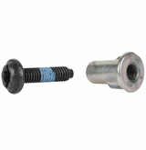 Graf Aluminum Screw and Nut Set