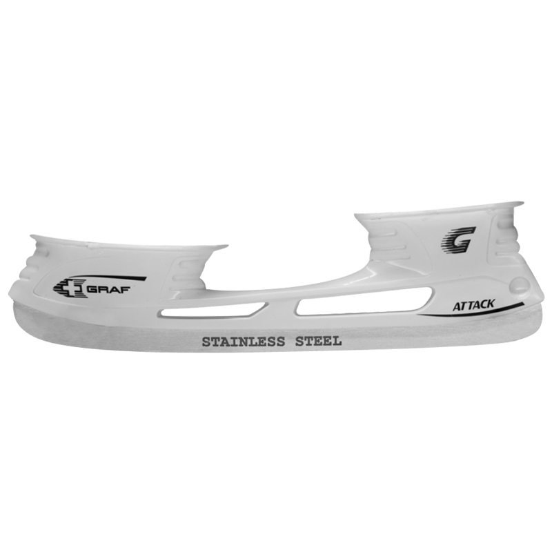 Graf Attack 77 Blade Holder W/ Steel (1 Pair
