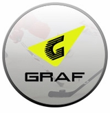 Graf Junior One-Piece Hockey Sticks