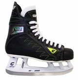 Graf Supra 735 White PU Jr. Ice Hockey Skates