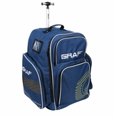 Graf Ultra G75 Jr. Wheeled Equipment Backpack