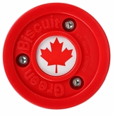 Green Biscuit Team Canada Training Puck