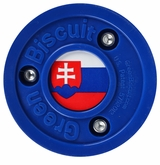 Green Biscuit Team Slovakia Training Puck