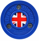 Green Biscuit Team United Kingdom Training Puck